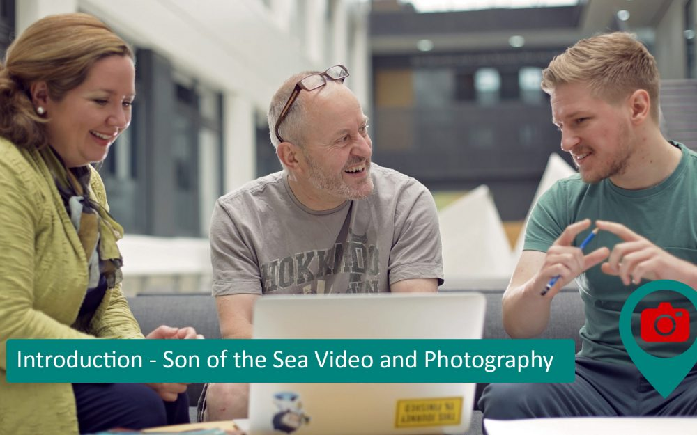 Introduction - Son of the Sea Video and Photography